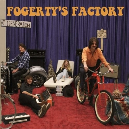 Fogerty's Factory - John Fogerty - Musik - BMG Rights Management LLC - 4050538633603 - 20/11-2020