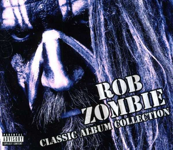 Classic Album Collection - Rob Zombie - Musik - GEFFEN - 0044003610606 - May 21, 2013