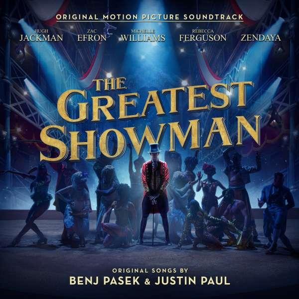 Greatest Showman (Original Motion Picture) / Var - Greatest Showman (Original Motion Picture) / Var - Musik - ATLAN - 0075679886606 - 30/3-2018
