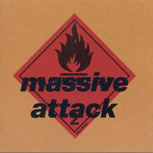 Blue Lines - Massive Attack - Musik -  - 0602557009606 - 2/12-2016