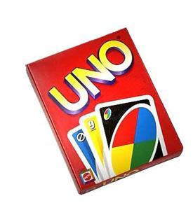 Uno -  - Brætspil -  - 0746775333607 - 2016