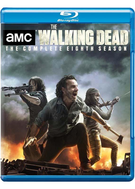 The Walking Dead - Season 8 - The Walking Dead - Film -  - 7340112745608 - 24/9-2018