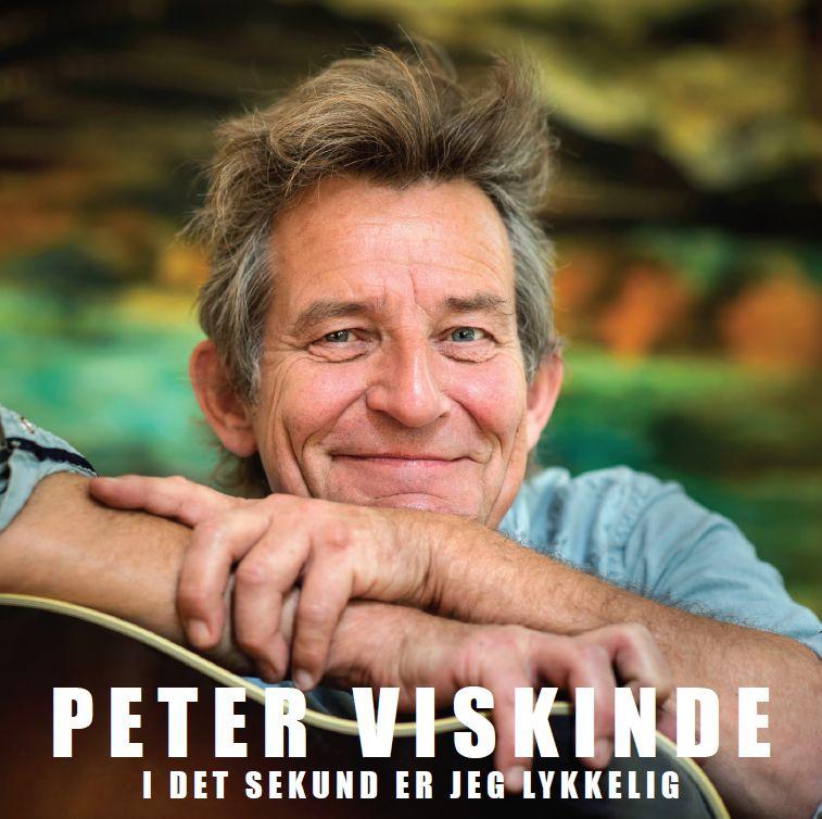I Det Sekund Er Jeg Lykkelig - Peter Viskinde - Musik - Poplick Records - 5707785004609 - 29/9-2014