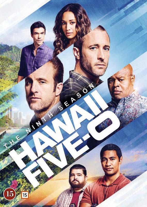 Hawaii Five-0 Season 9 (UDEN DANSKE TEKSTER) - Hawaii Five-0 - Film -  - 7340112751609 - 26/3-2020