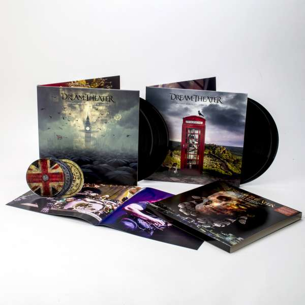 Distant Memories - Live in London - Dream Theater - Musik - INSIDE OUT - 0194397745610 - 27/11-2020