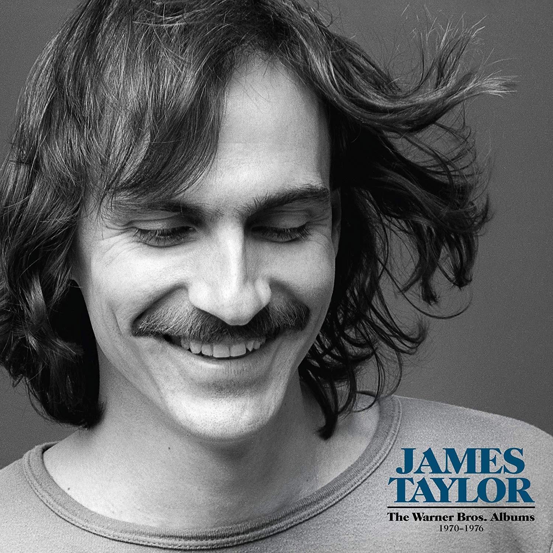 Warner Bros. Albums 1970-1976 - James Taylor - Musik - RHINO - 0603497852611 - July 19, 2019