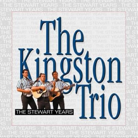 Stewart Years - Kingston Trio - Musik - BEAR FAMILY - 4000127161611 - 29/3-2000