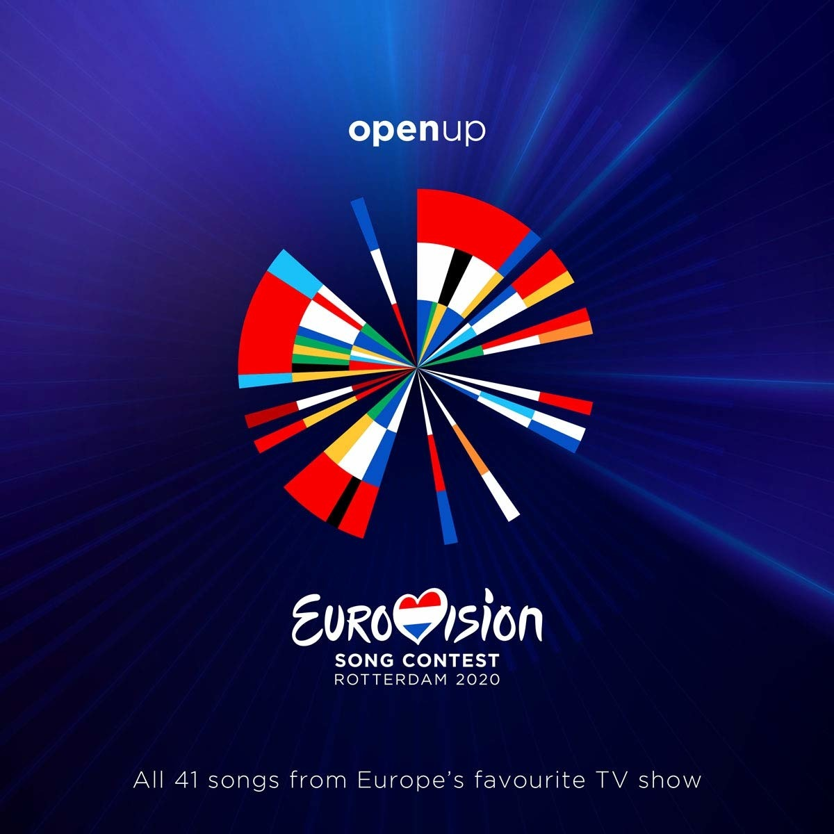 Eurovision Song Contest 2020 - Various Artists - Musik - UNIVERSAL - 0602508749612 - 15/5-2020