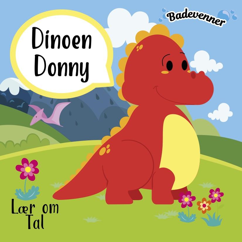 Badevenner: Dinoen Donny -  - Bøger - Globe - 9788742510612 - 10. februar 2021
