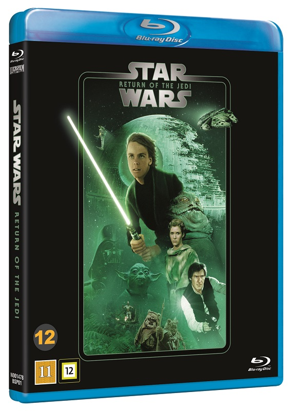 Star Wars: Episode 6 - Return of the Jedi - Star Wars - Film -  - 7340112752613 - 6/4-2020