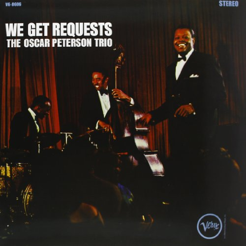 We Get Request - Oscar Peterson Trio - Musik - ANALOGUE PRODUCTIONS - 0753088860614 - November 6, 2020