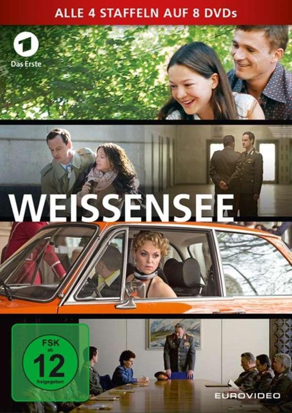 Weissensee.01-04,DVD.211463 - Movie - Bøger - EuroVideo - 4009750254615 - 9. maj 2018
