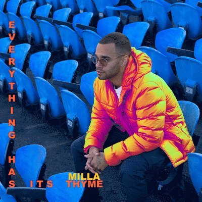 Everything Has It's Thyme - Milla Thyme - Musik - URBNET - 0753387015616 - May 21, 2021