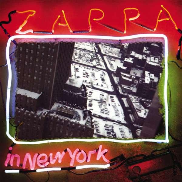Zappa in New York (40th Anniversary) - Frank Zappa - Musik - UNIVERSAL - 0824302385616 - March 29, 2019
