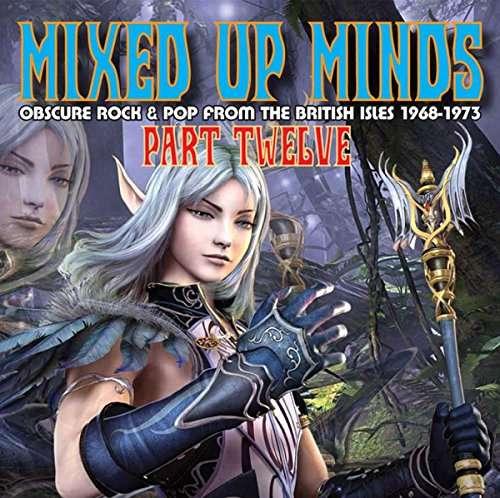 Mixed Up Minds Part 12 - V/A - Musik - PARTICLES - 8690116406616 - January 20, 2017