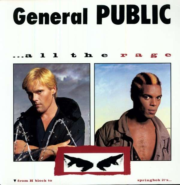 All the Rage - General Public - Musik - AM - 0044797504617 - August 4, 2009
