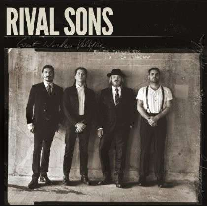 Great Western Valkyrie - Rival Sons - Musik - EAR - 5055006551617 - 15/1-2021