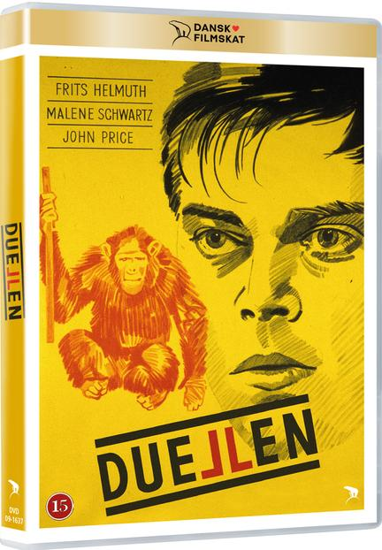 Duellen -  - Film - Nordisk Film - 5709624018617 - February 11, 2021