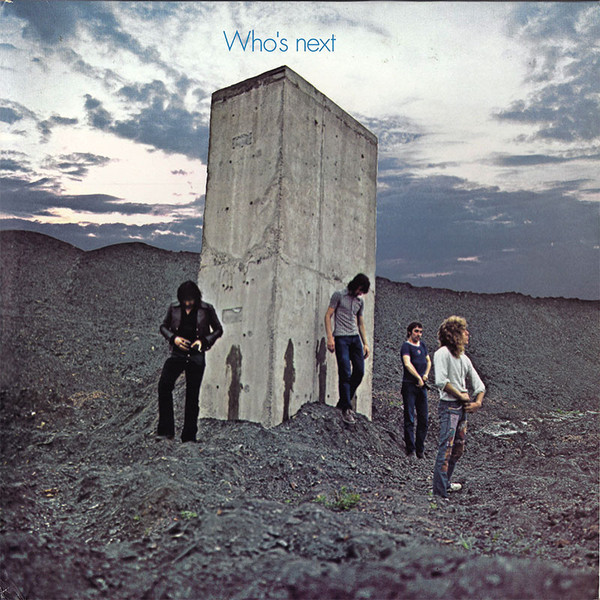 Who's Next - The Who - Musik - Universal Music - 0044007617618 - 8/5-2007