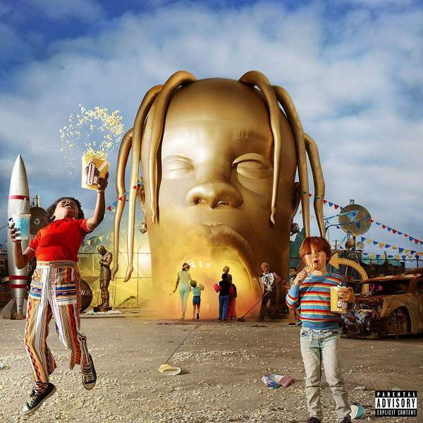 Astroworld - Travis Scott - Musik - EPIC - 0190758883618 - 9/11-2018