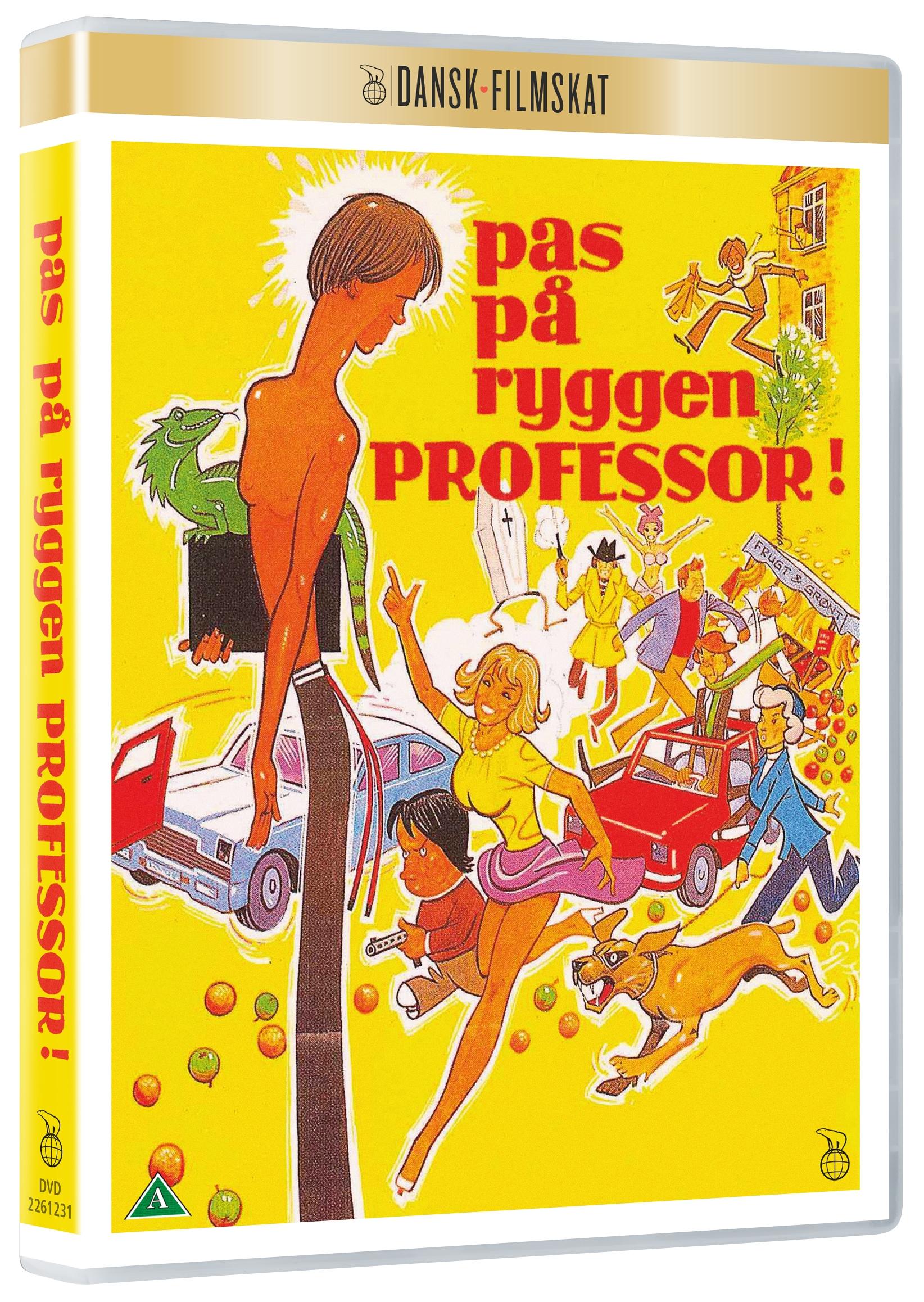 Pas På Ryggen, Professor -  - Film - Nordisk Film - 5708758704618 - May 15, 2020