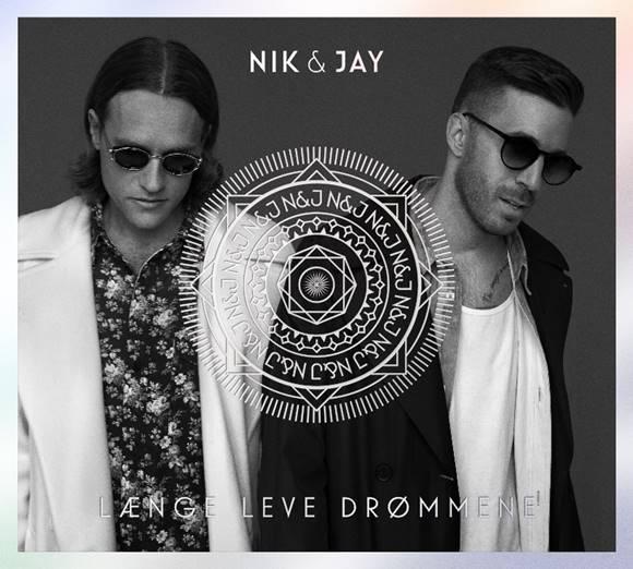 Længe Leve Drømmene - Nik & Jay - Musik -  - 0602508373619 - December 1, 2019