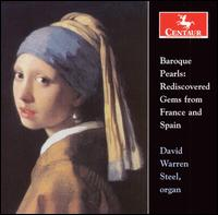 Baroque Pearls - David Warren Steele - Musik - CENTAUR - 0044747284620 - 30/4-2014