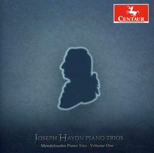 Piano Trios Vol.1 - Mendelssohn Piano Trio - Musik - CENTAUR - 0044747312620 - March 21, 2012
