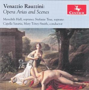 Opera Arias and Scenes - V. Rauzzini - Musik - CENTAUR - 0044747341620 - September 7, 2017