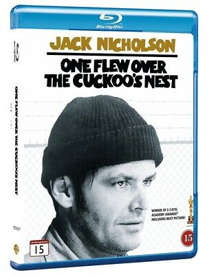 One Flew over the Cuckoo's Nest (Gøgereden) - Jack Nicholson - Film - Warner - 5051895034620 - 29/9-2016
