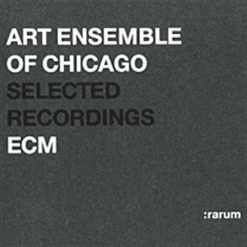 Rarum: Le Migliori Performances Selezionate Dagli Stessi Musicisti - Art Ensemble of Chicago - Musik - SUN - 0044001419621 - 9/9-2002