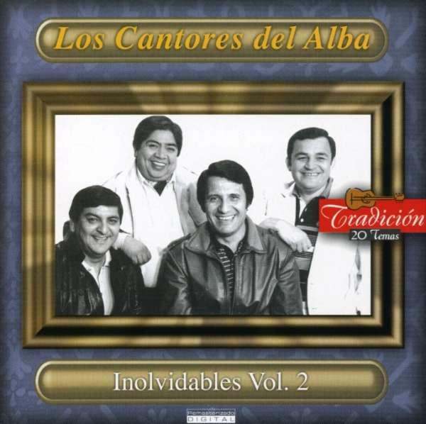 Vol. 2-inolvidables - Los Cantores Del Alba - Musik -  - 0044001646621 - 20/2-2007