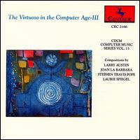 Cdcm Computer Music 13 / Various - Cdcm Computer Music 13 / Various - Musik - Centaur - 0044747216621 - 17/3-1995