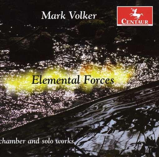 Chamber & Solo Works - Volker / Society for New Music - Musik - Centaur - 0044747302621 - June 29, 2010