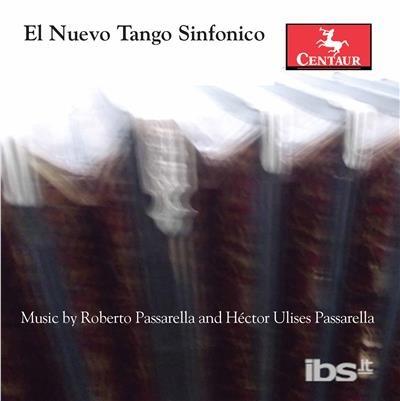 Nuevo Tango Sinfonico - Passarella / Virtual Symphony & Choir / Zabala - Musik -  - 0044747357621 - November 17, 2017