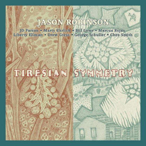 Tiresian Symmetry - Jason Robinson - Musik - CUNEIFORM REC - 0045775034621 - 25/9-2012