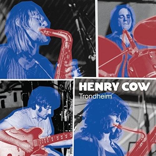 Vol.4 & 5: Trondheim - Henry Cow - Musik - RERM - 0752725025621 - March 10, 2017