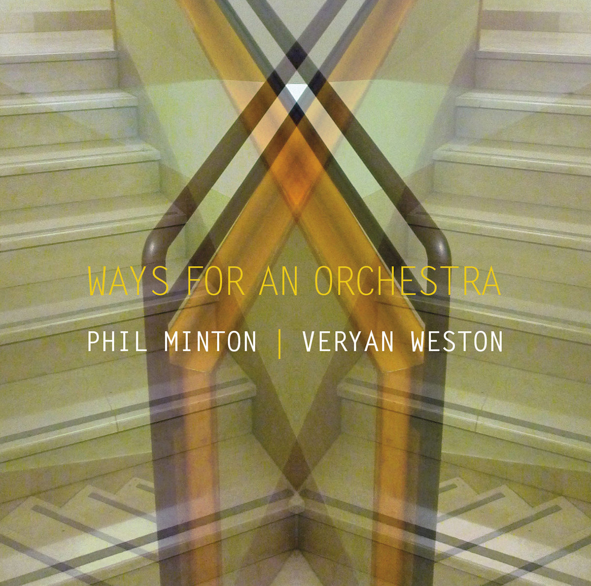 Ways For An Orchestra - Minton, Phil & Veryan Weston - Musik - ANGELICA - 0752725041621 - January 3, 2020