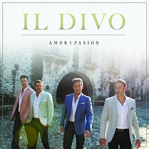 Amor & Pasion - Il Divo - Musik - SYCO - 0888751390621 - November 27, 2015