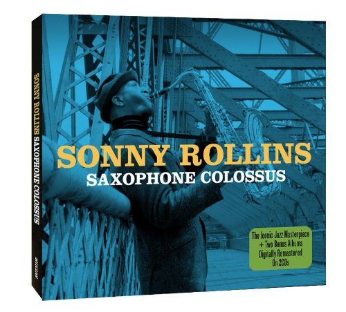 Saxophone Colossus - Sonny Rollins - Musik - NOT NOW - 5060143493621 - June 9, 2010