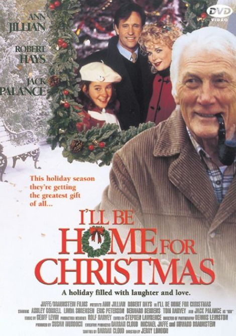I'll Be Home for Christmas - Jerry London - Film - SOUL MEDIA - 5709165170621 - 1970