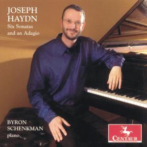 Six Sonatas & an Adagio - Haydn / Schenkman - Musik - Centaur - 0044747280622 - 27/6-2006