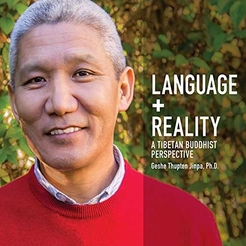 Language & Reality: a Tibetan Buddhist Perspective - Jinpa Phd / Geshe Thupten - Musik - Red Cow Records - 0045635913622 - February 14, 2015