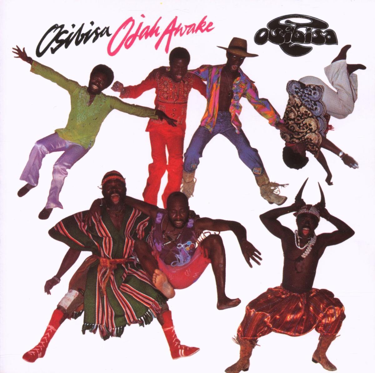 Ojah Awake - Osibisa - Musik - AIM - 0752211105622 - February 24, 2020