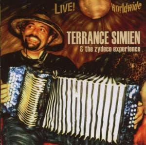 Live Worldwide - Terrance Simien - Musik - AIM - 0752211501622 - March 27, 2020
