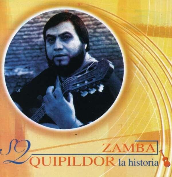 Historia - Zamba Quipildor - Musik -  - 0044006494623 - July 23, 2003