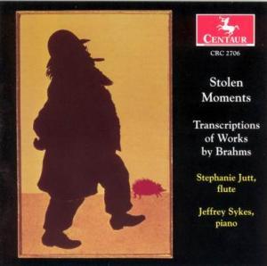 Stolen Moments - Stephanie Jutt - Musik - CENTAUR - 0044747270623 - 11/11-2004