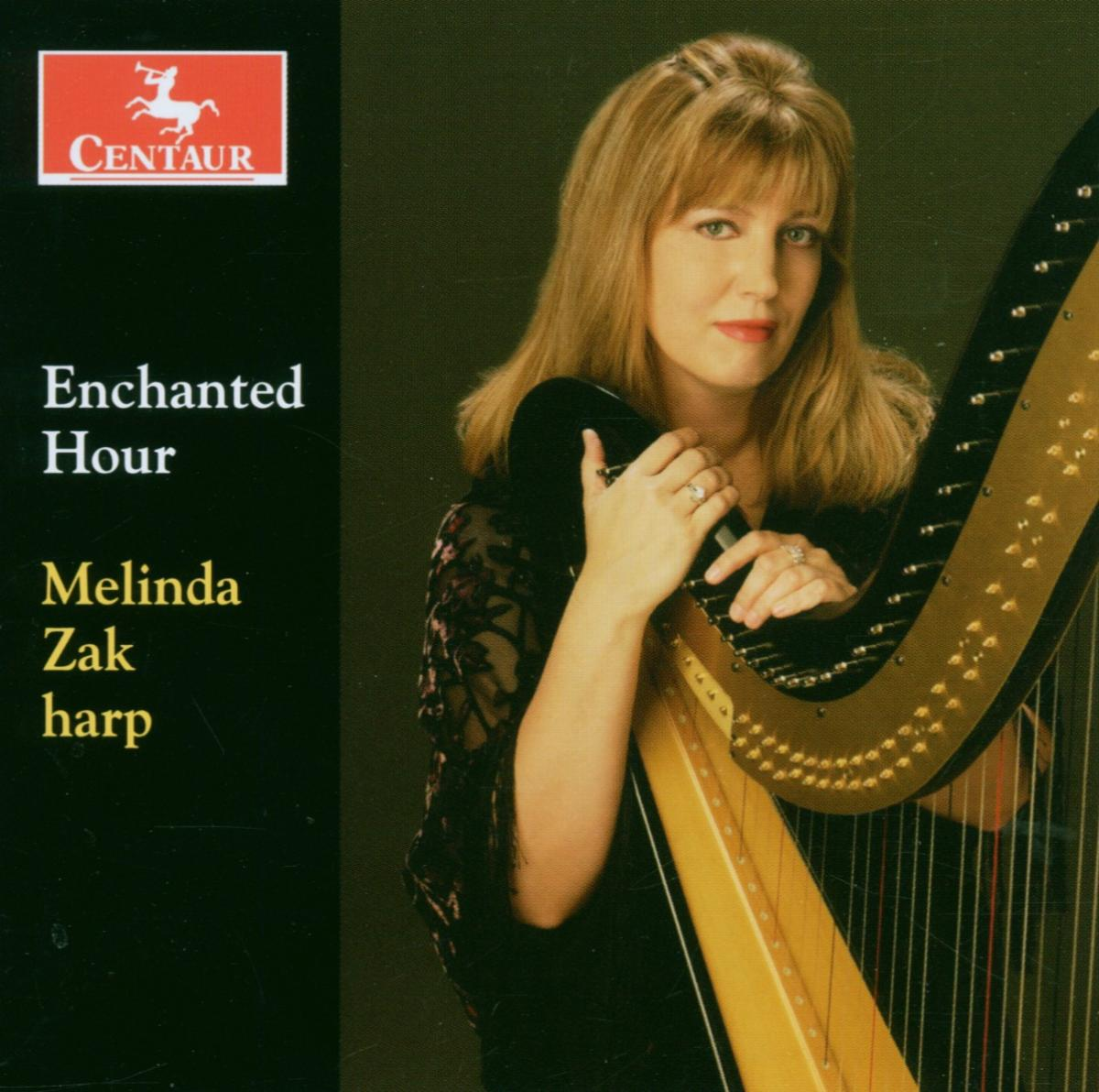 Enchanted Hour - Bach / Mortari / Renie / Andres / Grandjany / Zak - Musik - Centaur - 0044747283623 - January 30, 2007