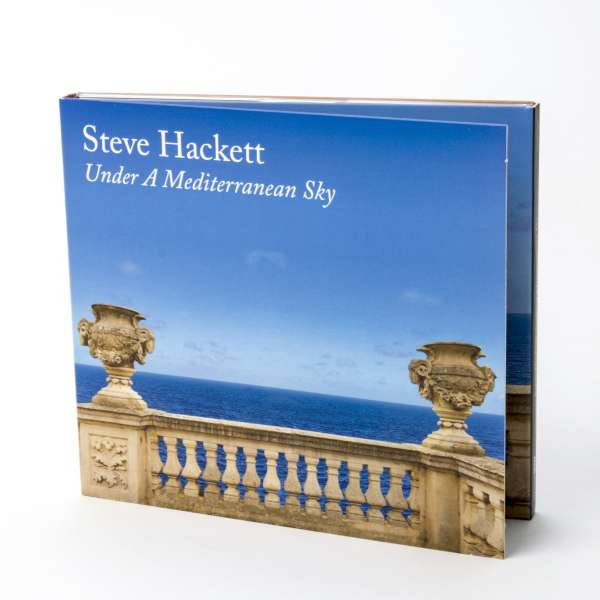 Under a Mediterranean Sky - Steve Hackett - Musik - INSIDE OUT - 0194398155623 - 22/1-2021