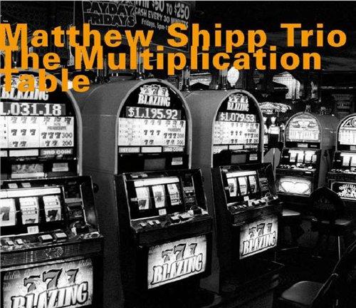 Multiplication Table - Matthew -String Trio- Shipp - Musik - HATOLOGY - 0752156065623 - April 13, 2011